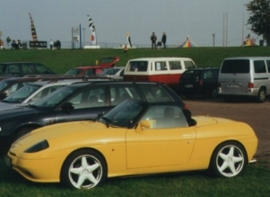 Barchetta in Dangast